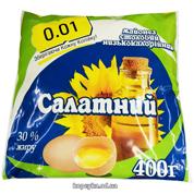Майонез 0.01 400г салатний п.э