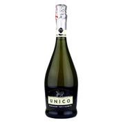 Шампанское Unico 0,75л полусухое