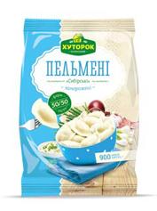 Пельмені Хуторок 900г сібирскі