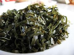 Морская капуста и салаты