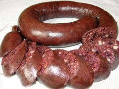Колбасы из субпродуктов