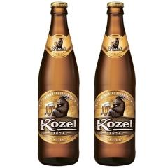 Пиво Velkopopovichy kozel 0.450л світле