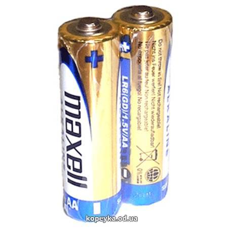 Батарейка Maxell LR - 03 shrink