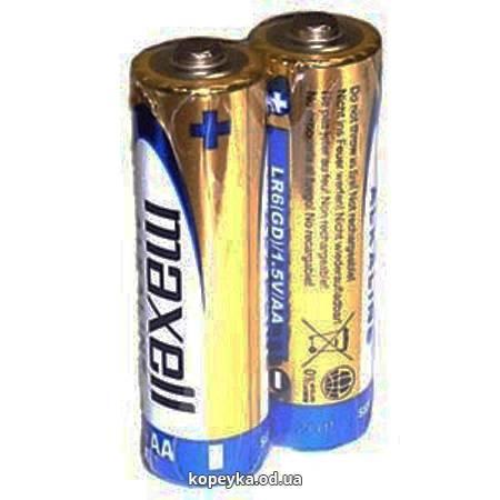 Батарейка Maxell LR - 6 shrink