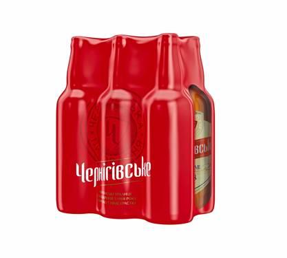 Пиво Черниговское 4х0.5л светлое ж.б