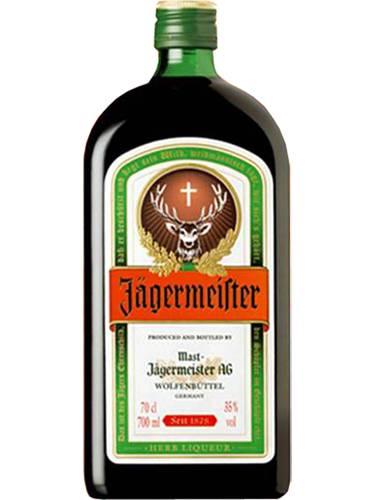 Лікер Jagermeister 0.7л