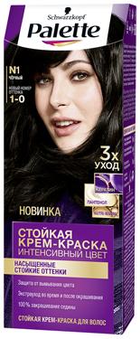 Фарба д.волосся Palette N1 чорний