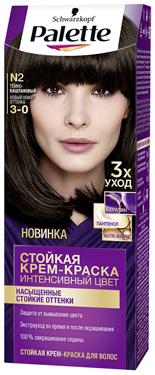Фарба д.волосся Palette N2 темно коричневий