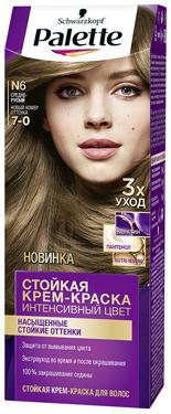 Фарба д.волосся Palette N6 середньо русявий