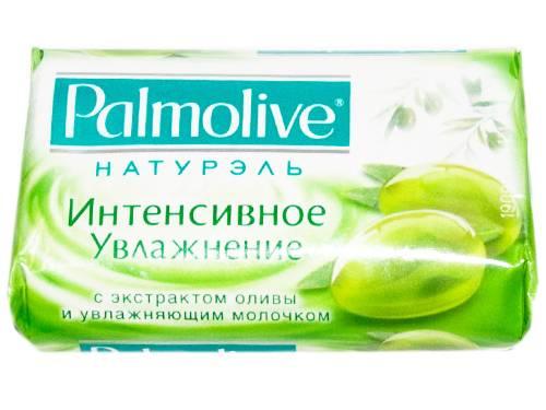 Мило Palmolive 90г натюрель оливкове молочко