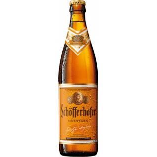 Пиво Schofferhofer 0.5л пшеничне