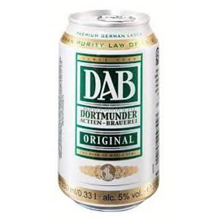 Пиво DAB 0.33