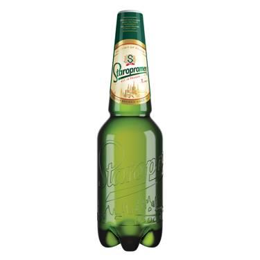 Пиво Старопрамен 1л
