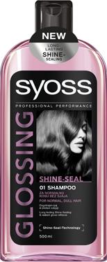 Шампунь Syoss 500мл glossing