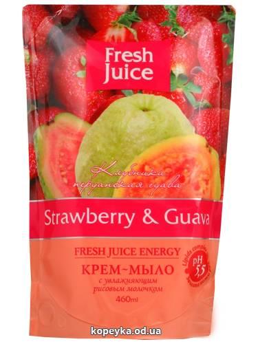 Мило ельфа 460мл Strawberry guava дій пак