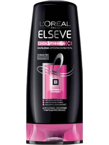 Бальзам д.волосся Elseve 200мл cила аргiнiну слабкий волосся