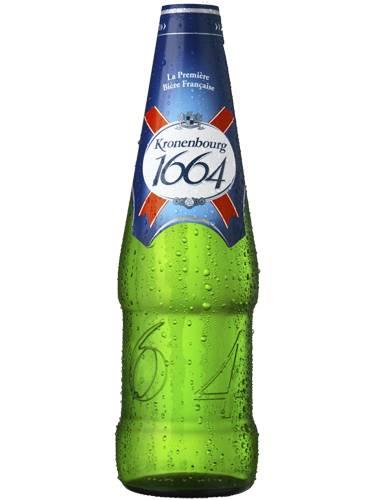 Пиво Кроненбург 0.46л 1664