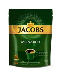 Кава Jacobs 90г монарх розчинна е.п.