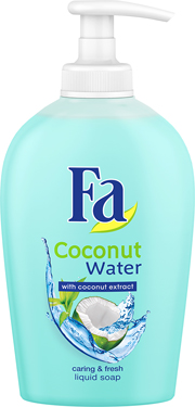 Мило рідке Fa 250г coconut water
