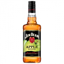 Алкогольні напій Jim Beam 0.7л liquer епл