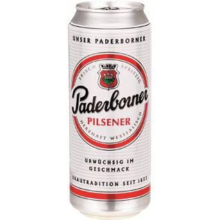 Пиво Paderborner 0.5л пілснер з.б
