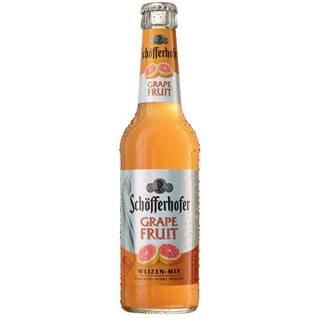 Пиво Schofferhofer пшеничне грейпфрут 0.33л