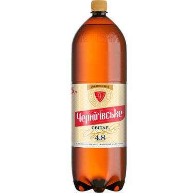 Пиво Чернігівське 2.35л світле