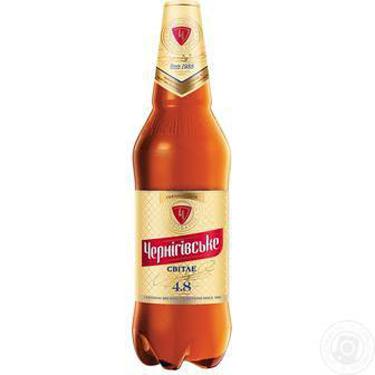 Пиво Чернігівське 1.15л світле