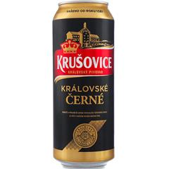 Пиво ППБ 0.5л krusovice cerne з.б