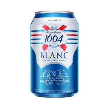 Пиво Кроненбург 0.33л 1664 бланк