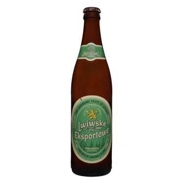 Пиво Львівське 0.5л експортове