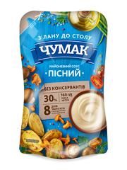 Майонезний соус Чумак 160г 30% пiсний д.п