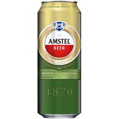 Пиво ППБ 0.5 л amstel ж.б