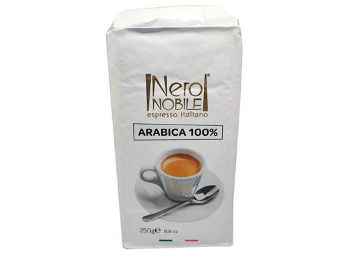 Кава NERONOBILE 250 г arabica натуральна