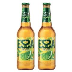 Пиво Есса 0.45л лiмон мята