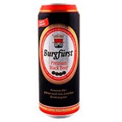Пиво Burgfurst 0.5л premium black beer темне