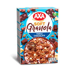 Гранола АХА 320г  шоколад
