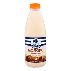 Молоко Простоквашино 870г 2.5% пряжене