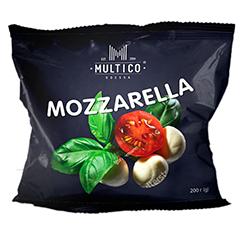Сир Multico 200г Моцарельні кульки міні