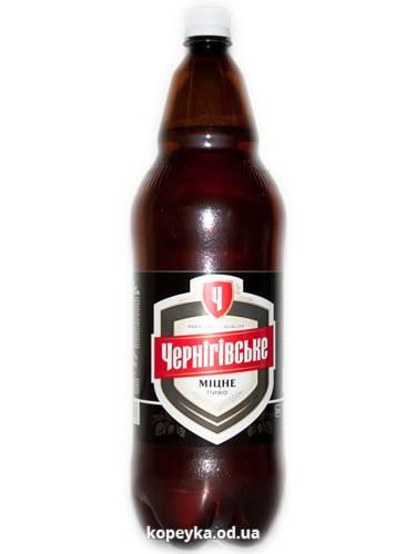 Пиво Черниговское 2л мiцне