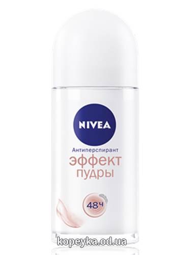 Дезодорант Нівея 50мл пур ролер            82995