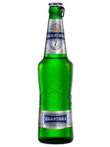 Пиво Балтика 0.5л №7 преміум