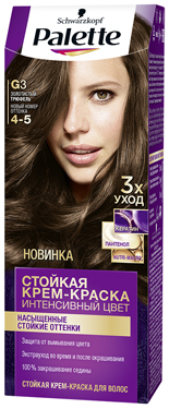 Фарба д.волосся Palette G3