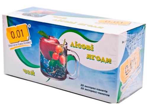Чай 0.01 20п лісові ягоди