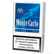 Сигарети Монте Карло blue 1п