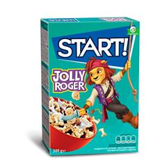 Готовий сніданок Старт 300г веселий роджер