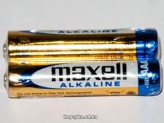 Батарейка Maxell LR-03