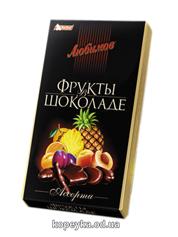 Конфеты Любимов 150г ассорти шоколад
