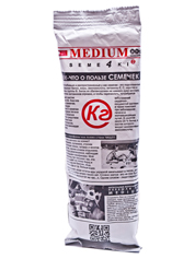Насіння Кг Medium семе4ки 100г пакет