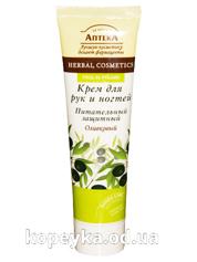 Крем д.рук Зелена аптека 100мл оливка
